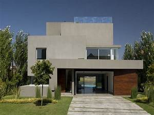 modern house front view – Modern House