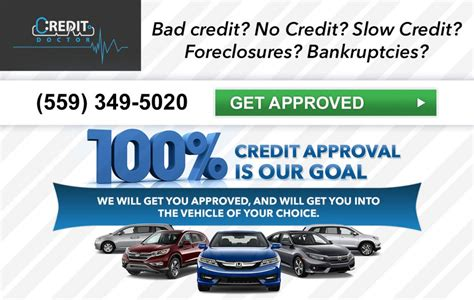 Bad Credit Financing Dealerships Near Me Car Loan