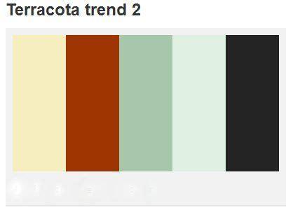 terra cotta terracotta kitchen color schemes and kitchen colors