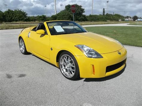 2005 Nissan 350z For Sale In Florida