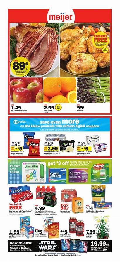 Meijer Weekly Ad Mar March Final Apr