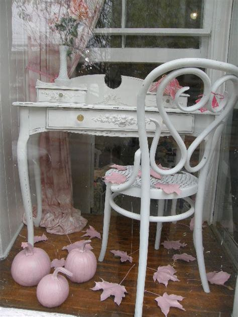 shabby chic home office furniture vintage shabby chic desk with lovely appliques shabby chic style home office new york by