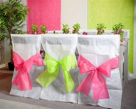 housses de chaises le d 233 chic d un mariage decoration mariage