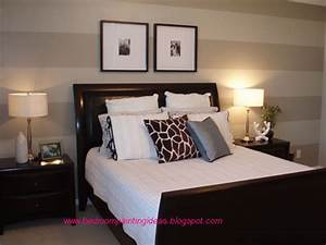 Bedroom painting ideas bedroom painting ideas stripes for Painting ideas for bedrooms