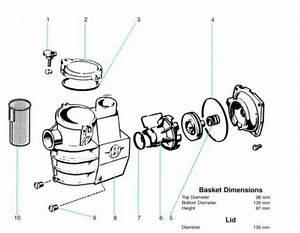 Pentair Whisperflo Parts Diagram