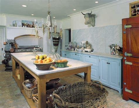 French Country  Farmhouse  Kitchen  Philadelphia By