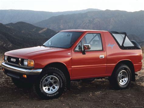 download car manuals 1993 isuzu amigo parental controls 1993 isuzu amigo suv specifications pictures prices