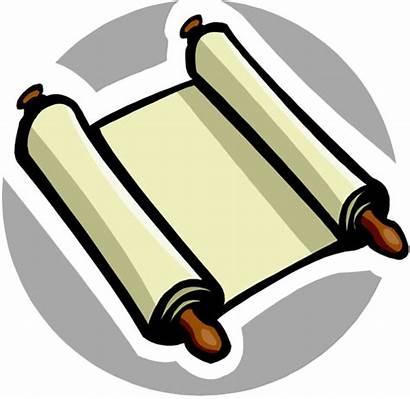 Constitution Clipart Transcript Clip Scroll Card Bible