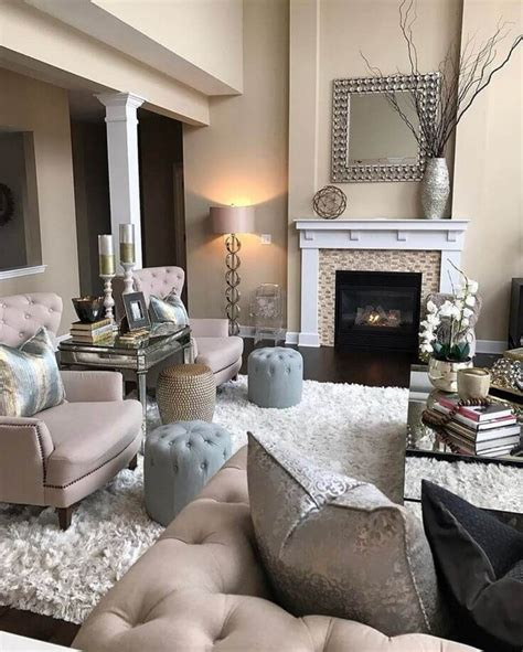 Interior Design Ideas Pictures Living Room by 23 Charming Beige Living Room Design Ideas To Brighten Up