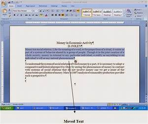 Move  Copy  Cut  U0026 Paste  Find And Replace Text In Word