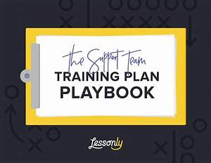 Free Support Team Training Playbook