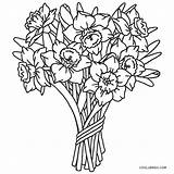 Coloring Flower Pages Printable Sheets Flowers Rose Colouring Cool Cool2bkids Books Bouquet Adult Plant Roses sketch template