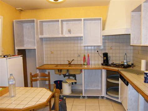 comment peindre une cuisine comment peindre des portes en bois 3 r233nover une