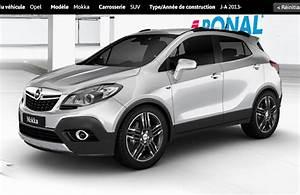 Opel Mokka Prix Occasion : opel mokka configurateur ~ Gottalentnigeria.com Avis de Voitures