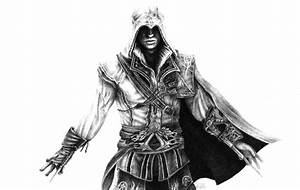 Assassins Creed :: Ezio by N0rks on DeviantArt