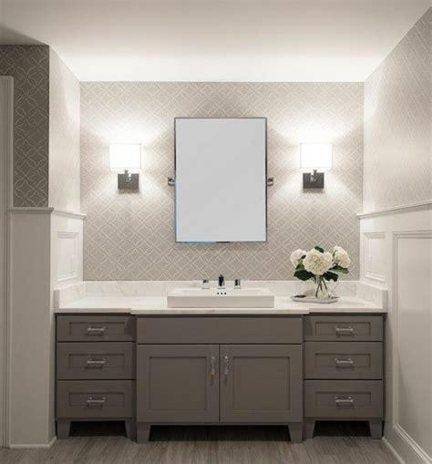 Kleines Bad Wandgestaltung by Ideen F 252 R Kleines Bad Wandgestaltung Tapete Bathrooms