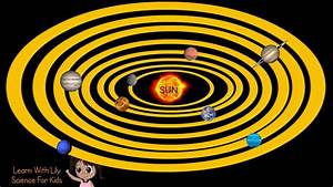 Sun Facts For Kids - Best Space Learning Video Planets Solar System
