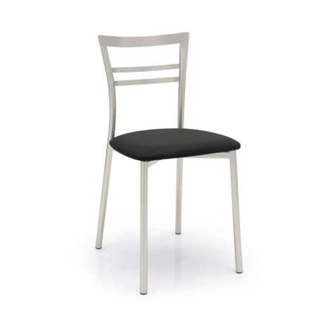 but chaises de cuisine chaise de cuisine design en métal go 4 pieds tables