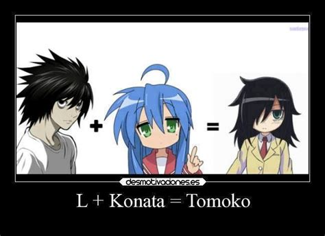 Lucky Star Memes - mother of god death note lucky star watamote watamote pinterest happenings lucky