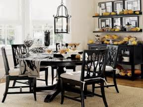 dining room table decorating ideas black dining room table decorating ideas