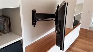 Schwenkbare Tv Halterung : mediam bel mit schwenkarm und schiebet r referenzen hammer margrander interior ~ A.2002-acura-tl-radio.info Haus und Dekorationen