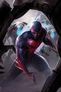 PREVIEWSworld - SPIDER-MAN 2099 #3