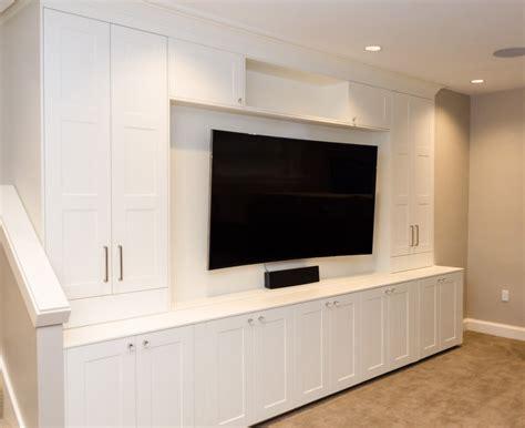 ikea built in cabinets ikea media center cocinas pinterest basements built