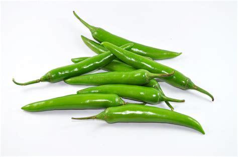 green chiles green chilli