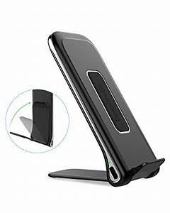Handyhalterung Auto Wireless Charging : elegiant wireless charger auto qi automatisch kfz ~ Kayakingforconservation.com Haus und Dekorationen