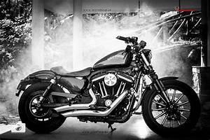 Harley Davidson Iron 883 High Resolution Wallpapers - Motohive