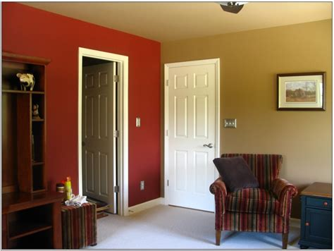 home interior colors bedroom painting walls different colors home combo