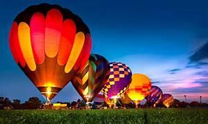 Balloon Ride - Bucket List Adventures | Groupon