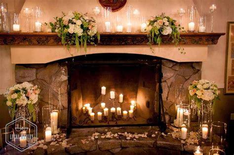 Winter Wedding In The Evening Decor Delille Wedding