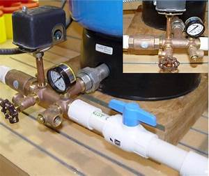 Well Head  U0026 Pressure Tank Pictures    Illustrations