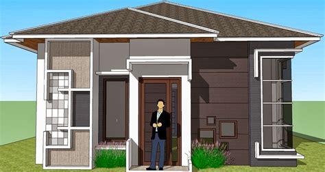 desain rumah minimalis modern  lantai terbaru model