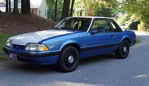 Georgia Pursuit: 1988 Mustang SSP