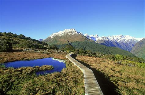 Ten Of New Zealands Most Scenic Day Hikes