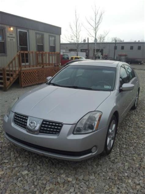 nissan bad credit financing purchase used 2003 2005 2006 2004 nissan maxima se