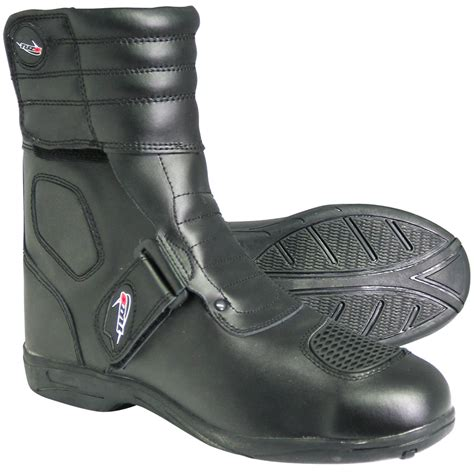 short motorbike boots tuzo b3 short motorcycle boots clearance ghostbikes com