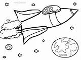 Coloring Pages Space Rocket Ship Lego Cool2bkids sketch template