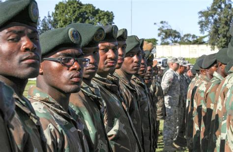 Photoessay » South Africans Join U.s. Army For Joint