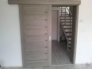 Montáž interiérových dveří cena
