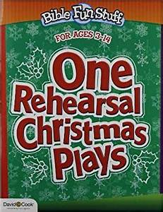 e Rehearsal Christmas Plays Preschool Through Middle