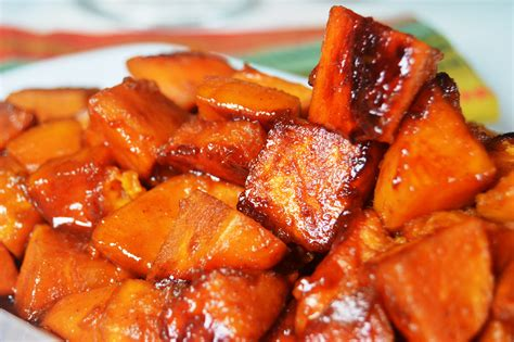 recipes for yams candied yams