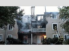 4 Alarm Fire Tears Through Fox Run Apartments In Bear