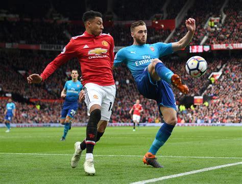 Man Utd Vs Arsenal - Man United v Arsenal: One big game ...