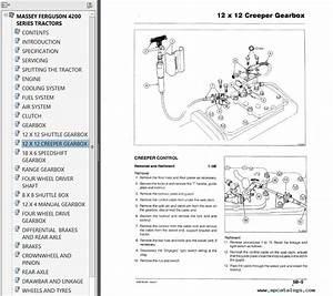 Massey Ferguson 240 Wiring Diagram