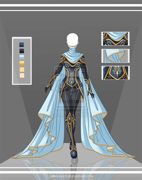 Adoptable Outfit Auction 36(closed) by LaminaNati ...