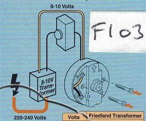 Wiring Diagram  Friedland Doorbell Wiring Diagram