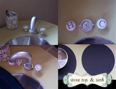 play kitchen sink faucet diy play kitchen sink faucet ideas lil s play